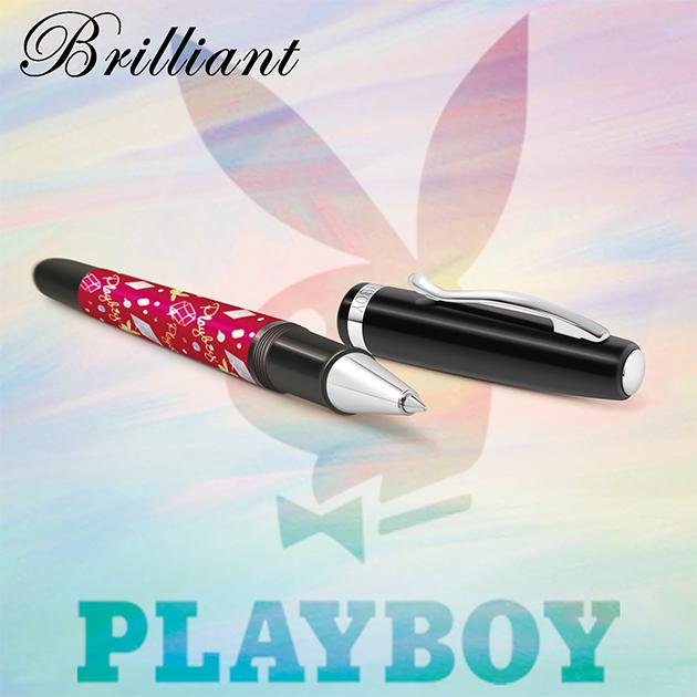 美國PLAYBOY Brilliant星燦鋼珠筆系列 (3) 11