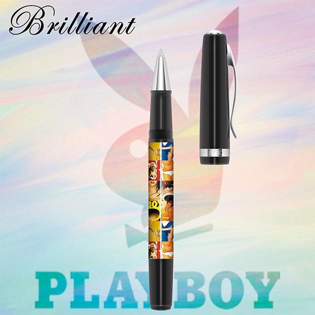 美國PLAYBOY Brilliant星燦鋼珠筆系列 (3) 14