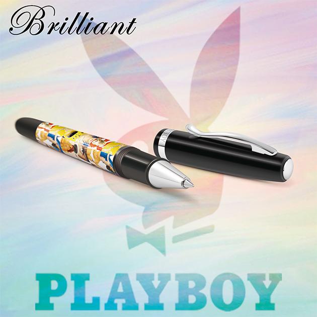 美國PLAYBOY Brilliant星燦鋼珠筆系列 (3) 15