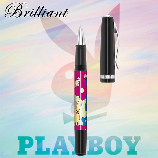 美國PLAYBOY Brilliant星燦鋼珠筆系列 (4) 2