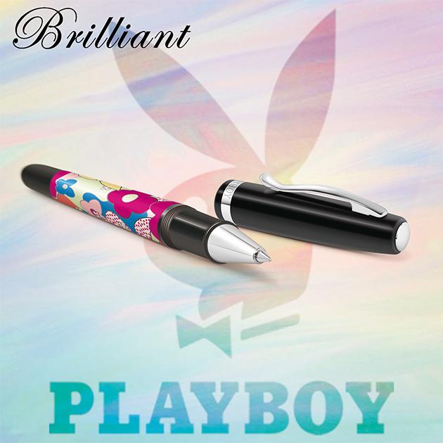 美國PLAYBOY Brilliant星燦鋼珠筆系列 (4) 3