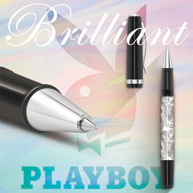 美國PLAYBOY Brilliant星燦鋼珠筆系列 (4) 4