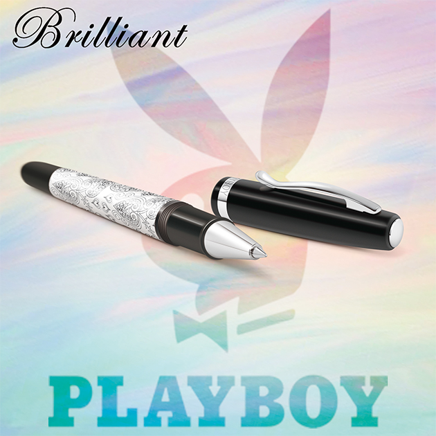美國PLAYBOY Brilliant星燦鋼珠筆系列 (4) 6