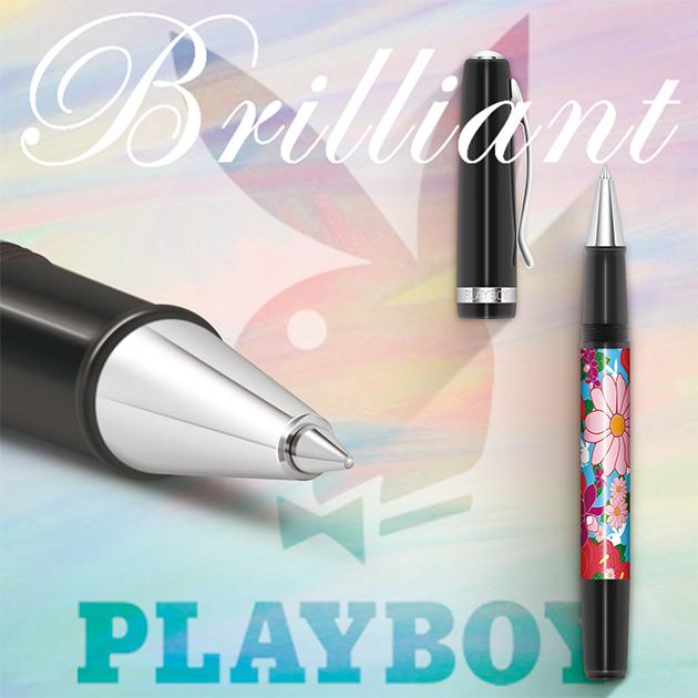 美國PLAYBOY Brilliant星燦鋼珠筆系列 (4) 7