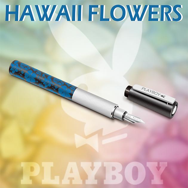 【限量絕版品】美國PLAYBOY HAWAII 夏威夷鋼筆系列 4