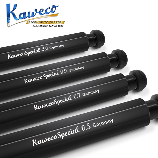 德國 KAWECO SPECIAL PENCIL 鋁製傳統自動鉛筆 6