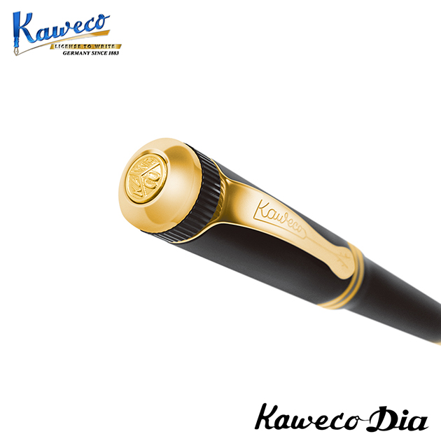 德國 KAWECO DIA迪雅系列 金夾自動鉛筆 4