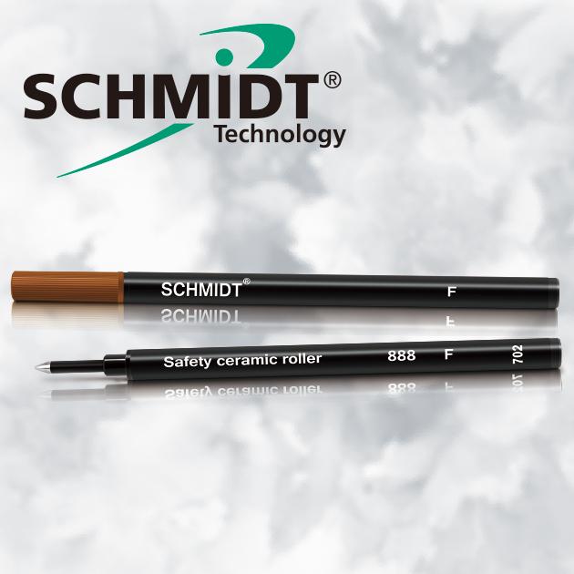 德國SCHMIDT 888F 水性鋼珠筆芯(3支/組) 1