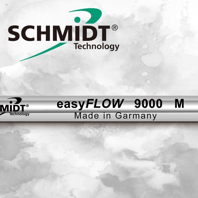德國SCHMIDT EasyFLOW 9000M 溜溜低黏度超滑順原子筆芯 3