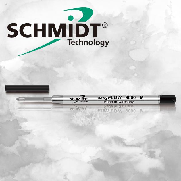 德國SCHMIDT EasyFLOW 9000M 溜溜低黏度超滑順原子筆芯 4