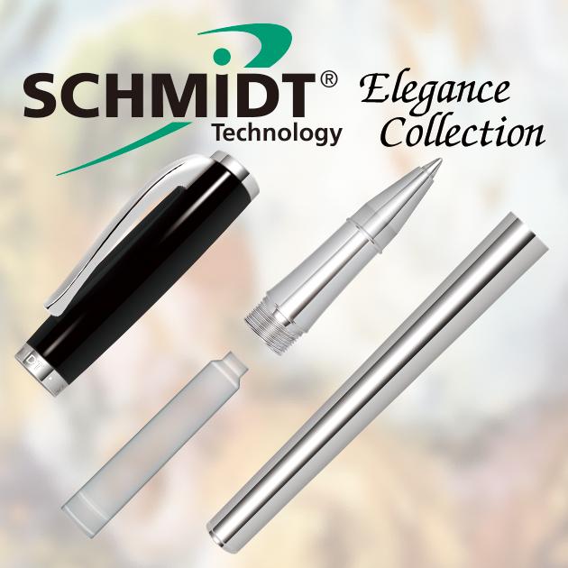 德國SCHMIDT ELEGANCE PR8 優雅系列卡式鋼珠筆 2