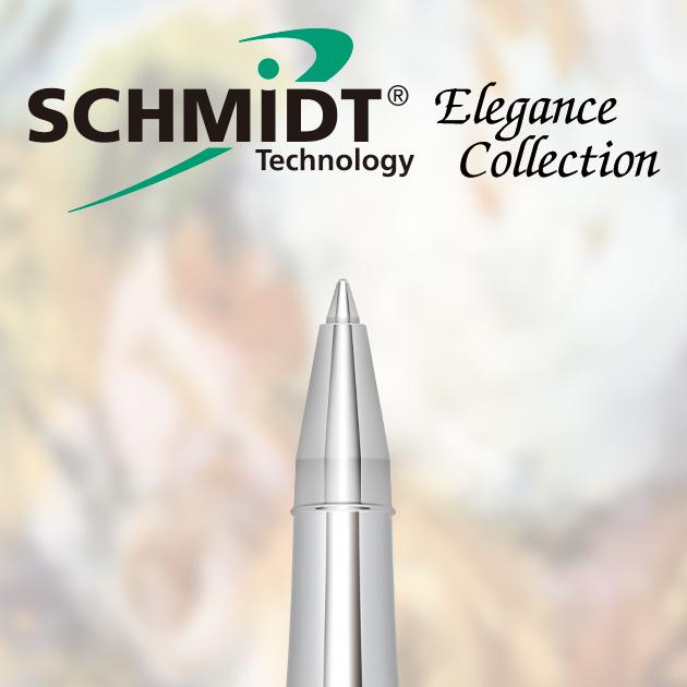 德國SCHMIDT ELEGANCE PR8 優雅系列卡式鋼珠筆 3