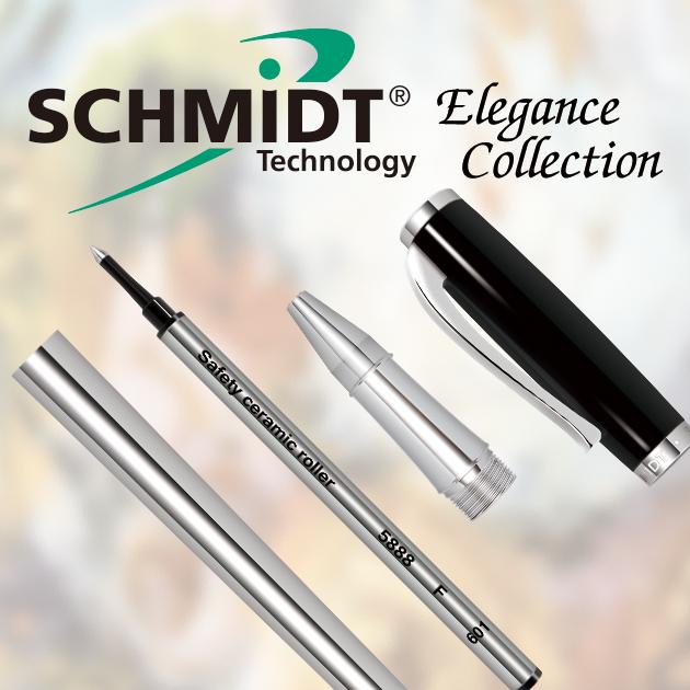 德國SCHMIDT ELEGANCE RB8 優雅系列鋼珠筆(鋼珠筆芯) 4