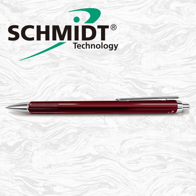 【限量絕版品】德國SCHMIDT VEMOS CS5 菲夢絲系列亮鉻鋼珠筆(S8126鋼珠筆芯) 7