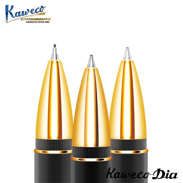 德國 KAWECO DIA迪雅系列 金夾自動鉛筆 1