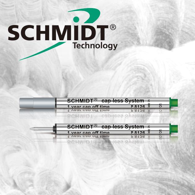 德國SCHMIDT P8126 鋼珠筆芯(1支/組) 6