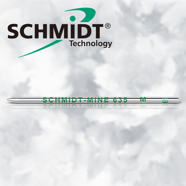 德國SCHMIDT S635 D1 原子筆芯   (3支/組) 3