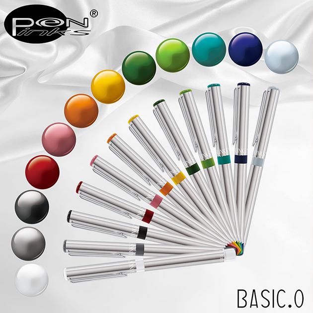 PEN-LINKS BASIC.O 貝斯可鋼珠筆 22