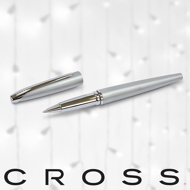 CROSS CR885-1 ATX 銀鉻鋼珠筆 1