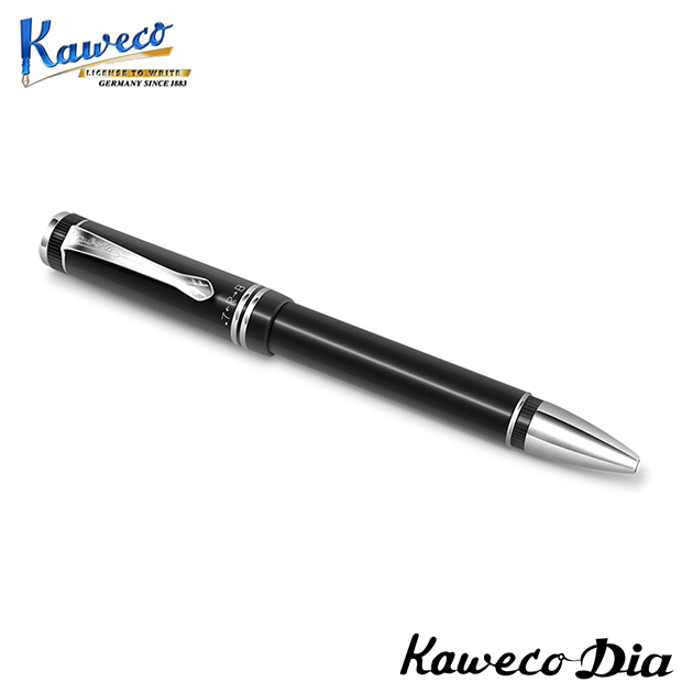 德國 KAWECO DIA迪雅系列 鉻夾自動鉛筆 3