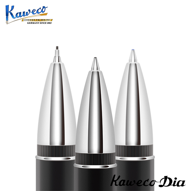 德國 KAWECO DIA迪雅系列 鉻夾自動鉛筆 2